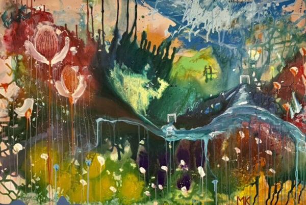 Mona Kanaan - Never stop dreaming!
