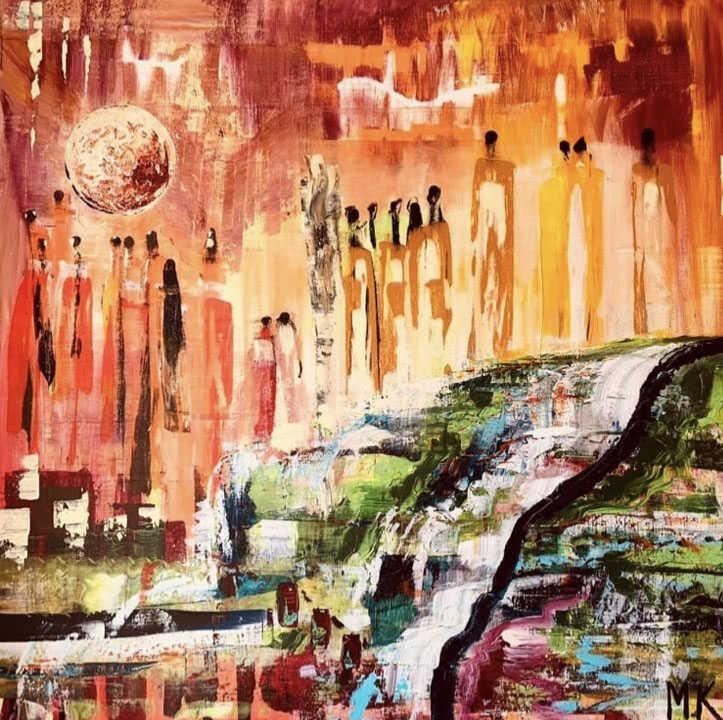 Mona Kanaan - The journey