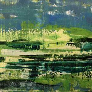 Mona Kanaan - The meadow