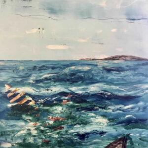 Mona Kanaan - Under the surface