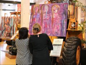 MK Art Utställning - INSIKTER eller UTSIKTER - 15 sep 2019