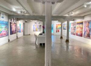 MK Art Utställning - KONSTEN SOM ANDRA SPRÅK - Nov 2019